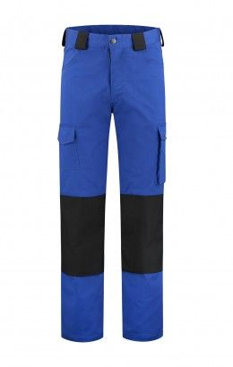 Bestex Werkbroek korenblauw-zwart