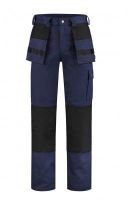 Bestex Werkbroek navy-zwart